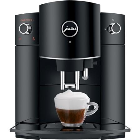 Jura D6 volautomaat koffiemachines