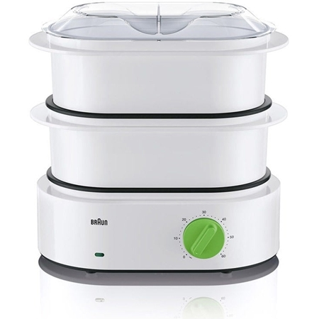 Braun FS 3000 TributeCollection stoomkoker
