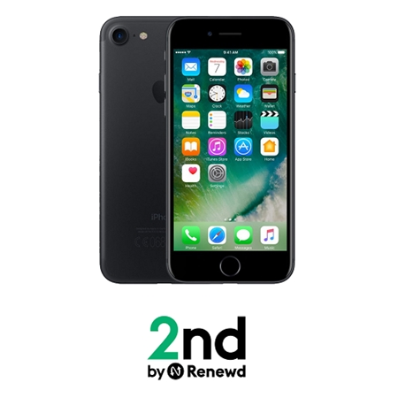 Apple iPhone 7 256GB Premium Refurb Jet Black