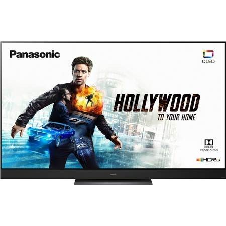 Panasonic TX-65GZW2004 4K OLED TV met Dolby Atmos speakers