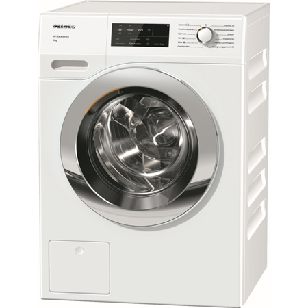 Miele WEJ 135 WPS W1 Excellence ChromeEdition wasmachine