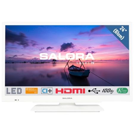 Salora 24HDW6515 HD LED TV met DVD