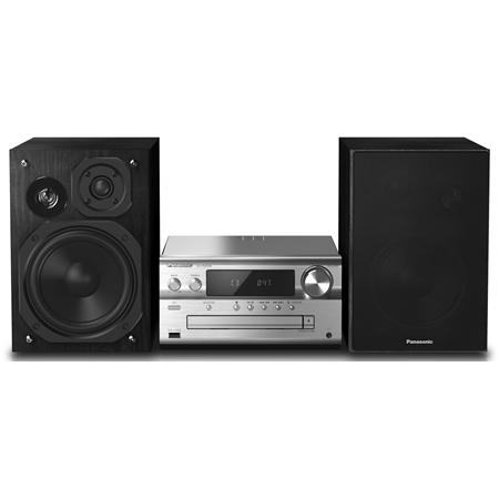 Panasonic SC-PMX94EG-S Stereo set met DAB+