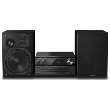 Panasonic SC-PMX94EG-K Stereo set met DAB+