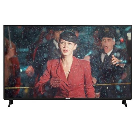 Panasonic TX-49FXW584 4K LED TV + DP-UB154 UHD Blu-ray speler