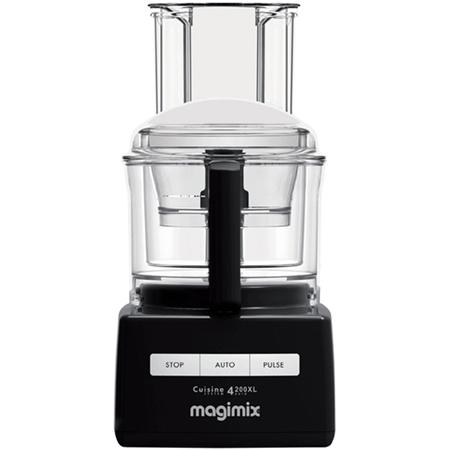 Magimix 4200 XL Zwart 18473 NL keukenmachine