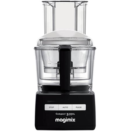 Magimix Compact 3200 XL Zwart 18363 NL keukenmachine