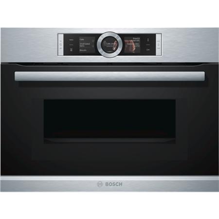 Bosch CMG676BS2 Inbouw Oven met magnetron