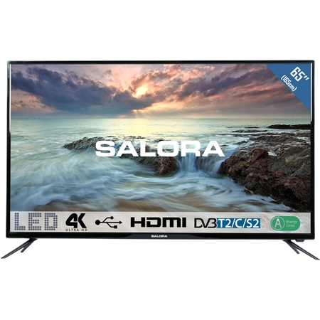 Salora 65UHL2800 4K LED TV