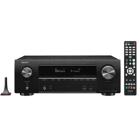 Denon AVR-X1600H AV-receiver