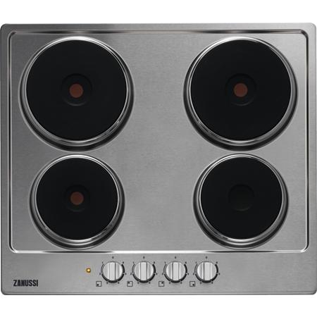 Zanussi ZEE6942FXS elektrische kookplaat