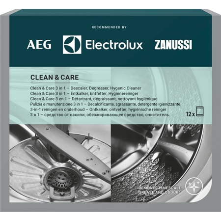 AEG M3GCP400 Clean and Care - 3 in 1