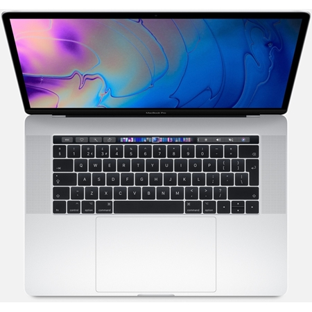 Apple MacBook Pro 2019 15 inch Touch Bar Core i7 256GB MV922N Silver