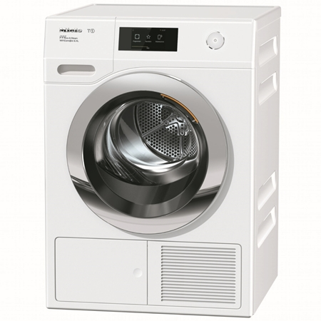 Miele TCR 870 WP T1 ChromeEdition warmtepompdroger
