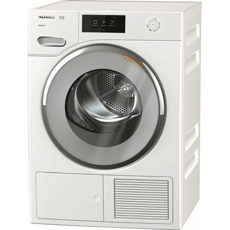 Miele TWV 680 WP T1 Passion WhiteEdition warmtepompdroger