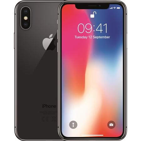 Renewd Apple iPhone X 64GB Refurbished Space Gray