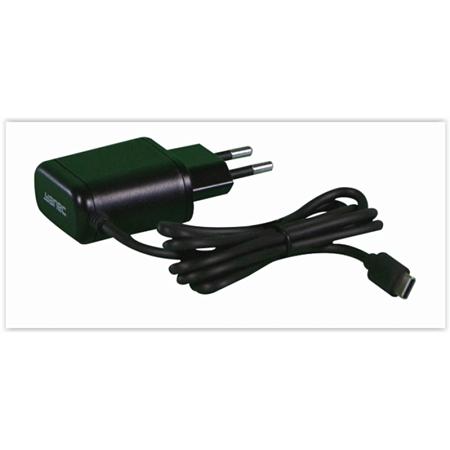 Yanec USB-C Thuislader 3.0 A / 15W zwart