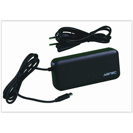 Yanec USB-C Universele Laptop AC Adapter 60W zwart