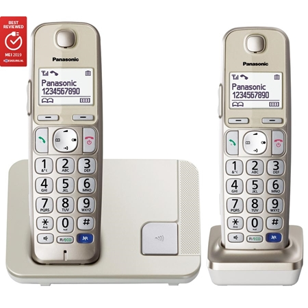 Panasonic KX-TGE212 Huistelefoon