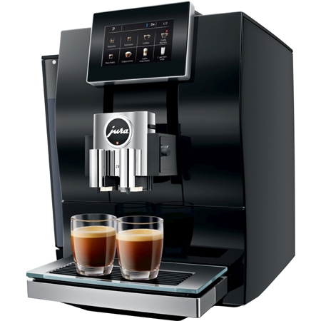JURA Z8 Diamond Black volautomaat koffiemachine