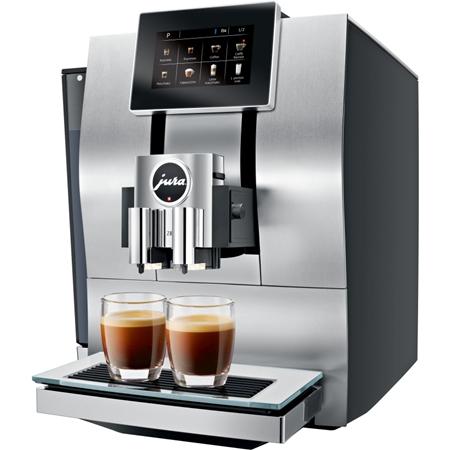 Jura Z8 Aluminium volautomaat koffiemachine