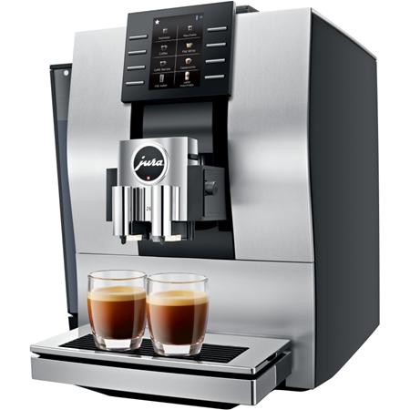 JURA Z6 Aluminium EU volautomaat koffiemachine