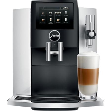 Jura S8 volautomaat koffiemachine