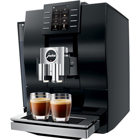 JURA Z6 Diamond Black volautomaat koffiemachine