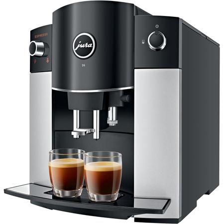 JURA D6 Platina EU volautomaat koffiemachine