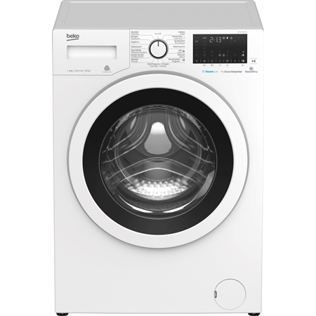 Beko WTV81483CSB OptiSense wasmachine