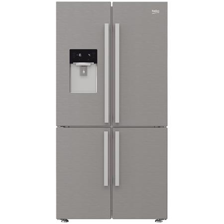 Beko GN1426234ZDX Amerikaanse koelkast