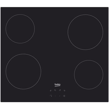Beko HIC64400E keramische kookplaat