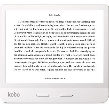 Kobo Libra H2O e-reader