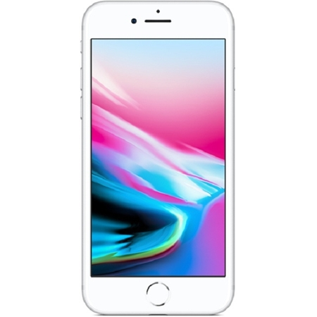 Apple iPhone 8 - 128GB - Silver