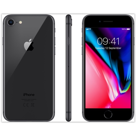 Apple iPhone 8 - 128GB - Space Grey