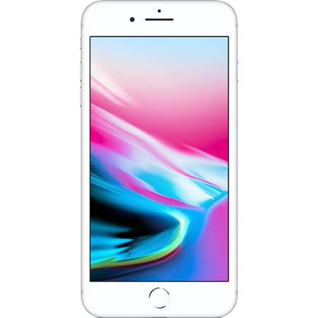Apple iPhone 8 Plus - 128GB - Silver