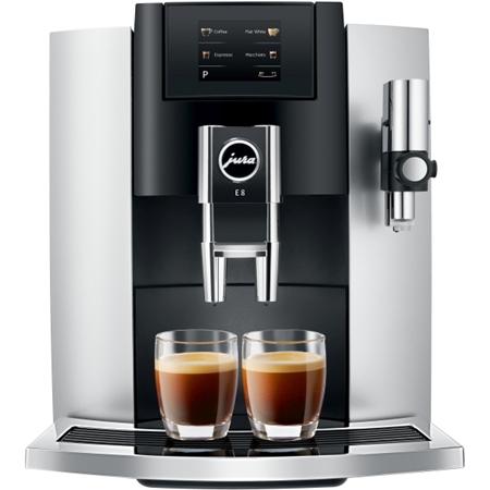 Jura E8 Platin Touch volautomaat koffiemachine