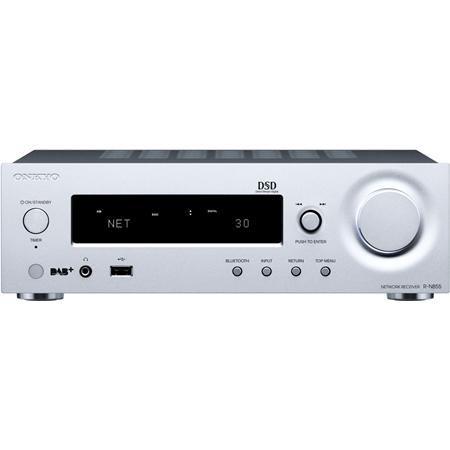 Onkyo R-N855-S Netwerk stereo-receiver