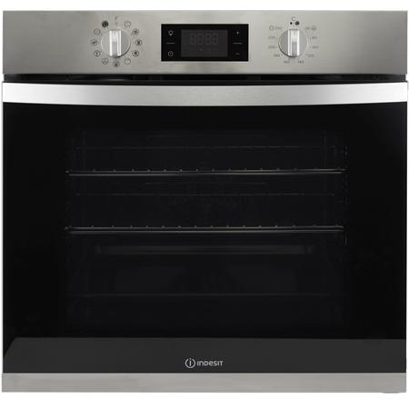 Indesit IFW 3844 P IX inbouw solo oven