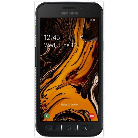 Samsung Galaxy G-398 Xcover 4S Zwart