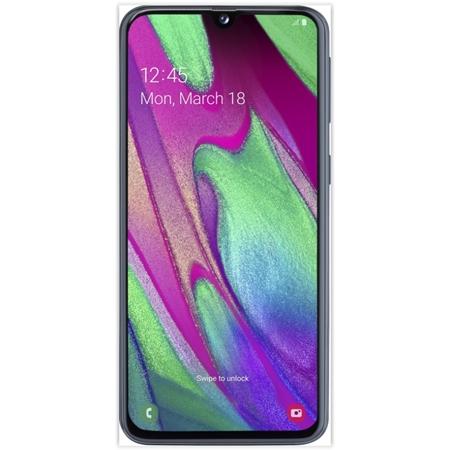 Samsung Galaxy A-405 A40 64GB Zwart