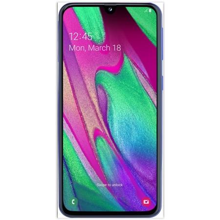 Samsung Galaxy A-405 A40 64GB Blauw
