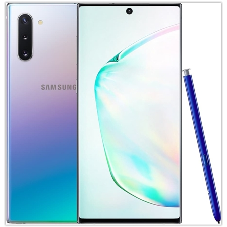 Samsung Galaxy Note 10 256GB Zilver