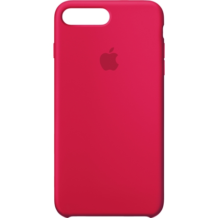 Apple iPhone 7 Plus/8 Plus Siliconenhoesje rood