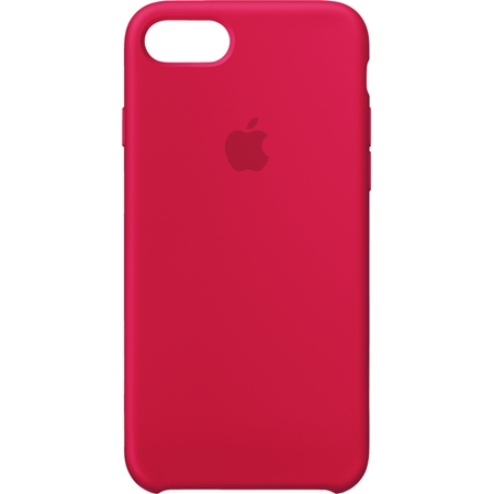Apple iPhone 7/8 Siliconenhoesje rood