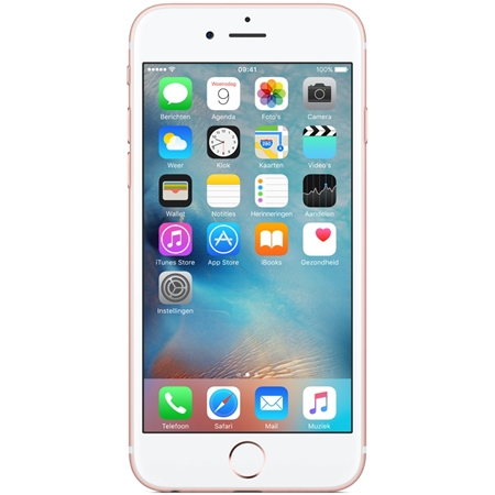 Renewd Apple iPhone 6S 32GB Refurb rosegold