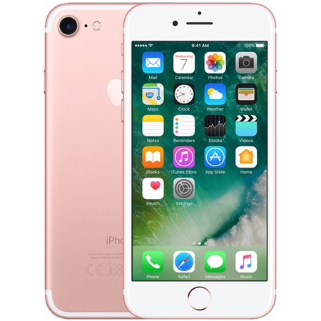 Renewd Apple iPhone 7 32GB Refurb rosegold