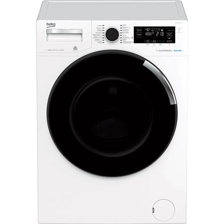 Beko WTE10744XDOS AutoDose OptiSense wasmachine
