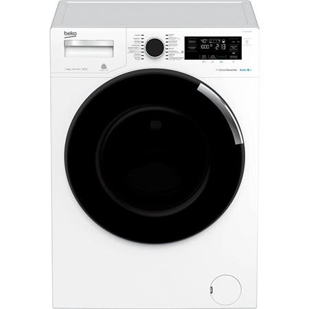 Beko WTV8744XDW AutoDose OptiSense wasmachine