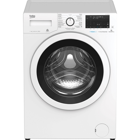 Beko WTV71483CSB HomeWhiz OptiSense wasmachine